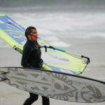 Windsurf ka sail marine hunter