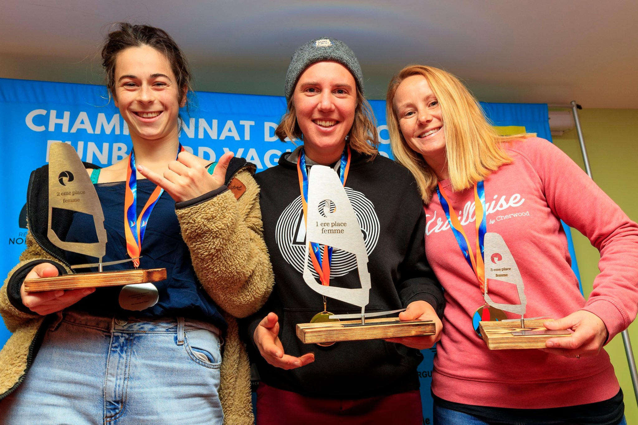 podium france sioux 2019