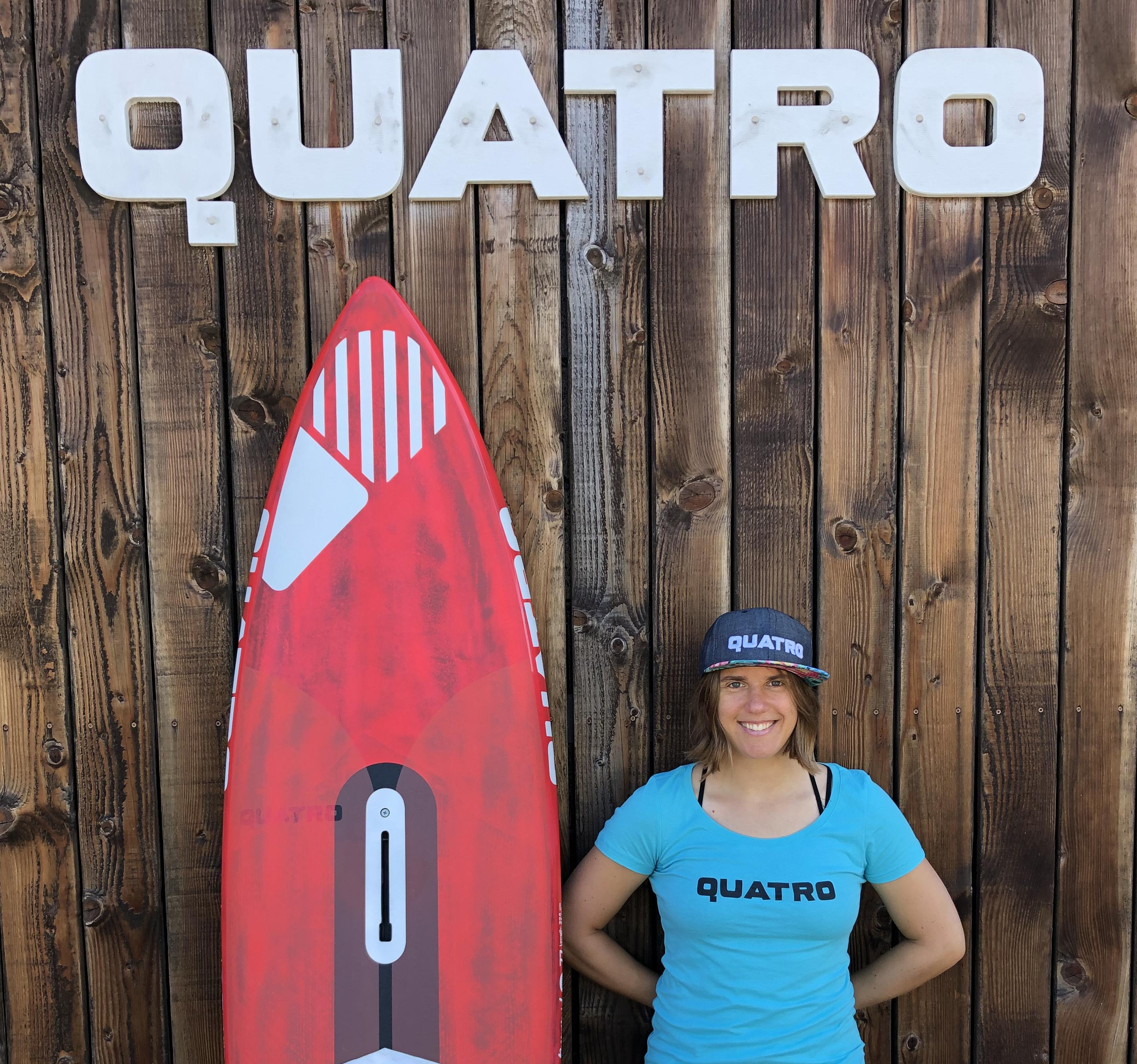 maui quatro windsurfing